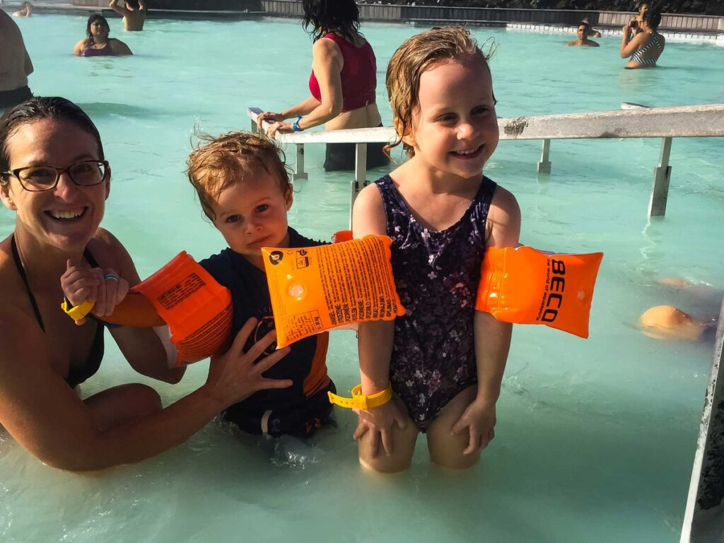 must do in reykjavik - Blue Lagoon with kids