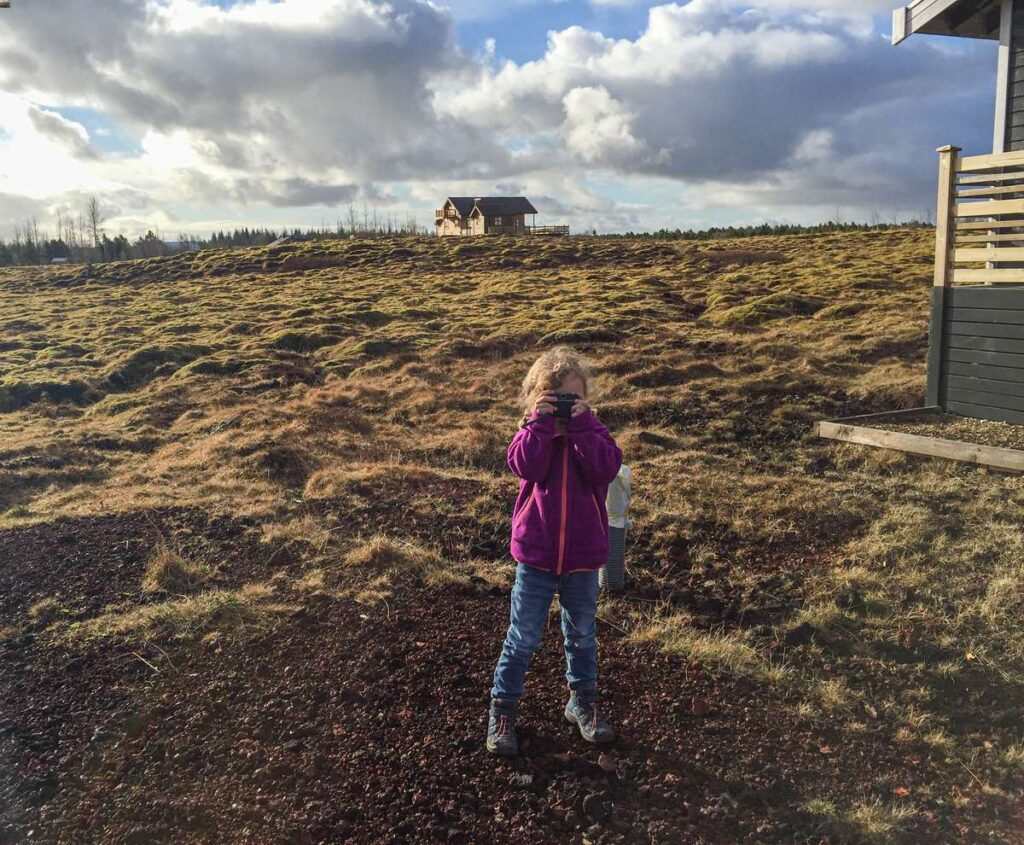Where to stay in Iceland with kids