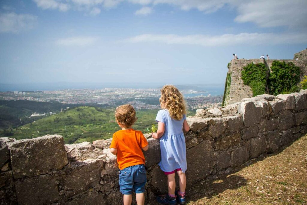 4 ways to get to the klis fortress from split