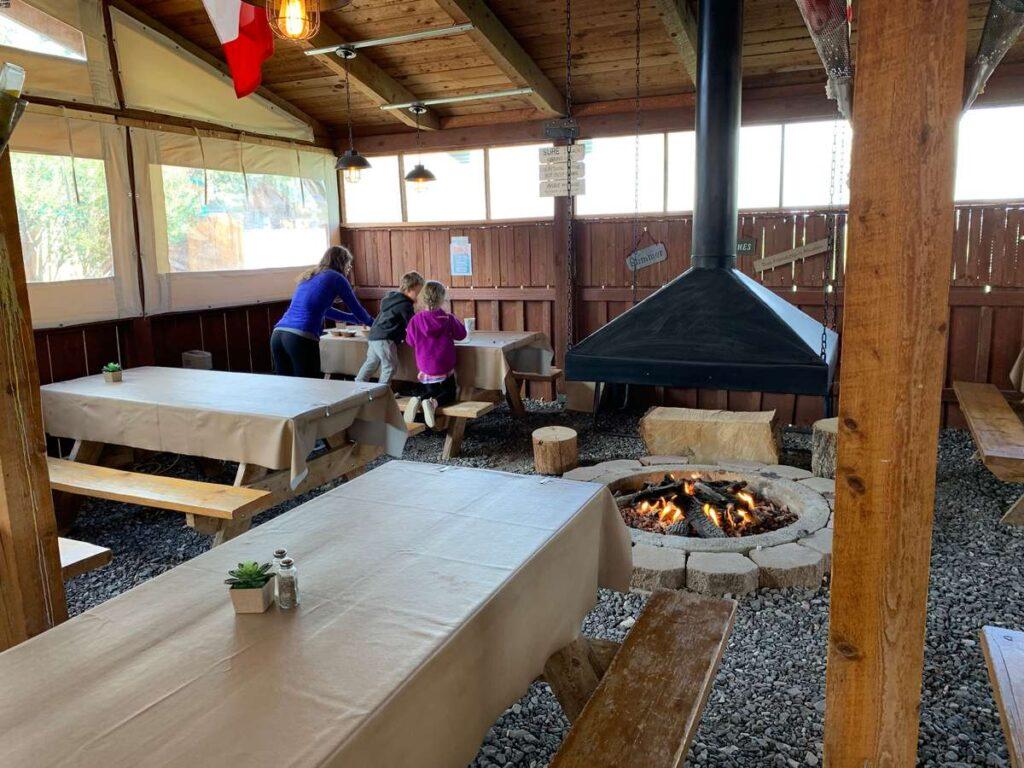 family friendly BBQ restaurants near Capitol Reef National Park