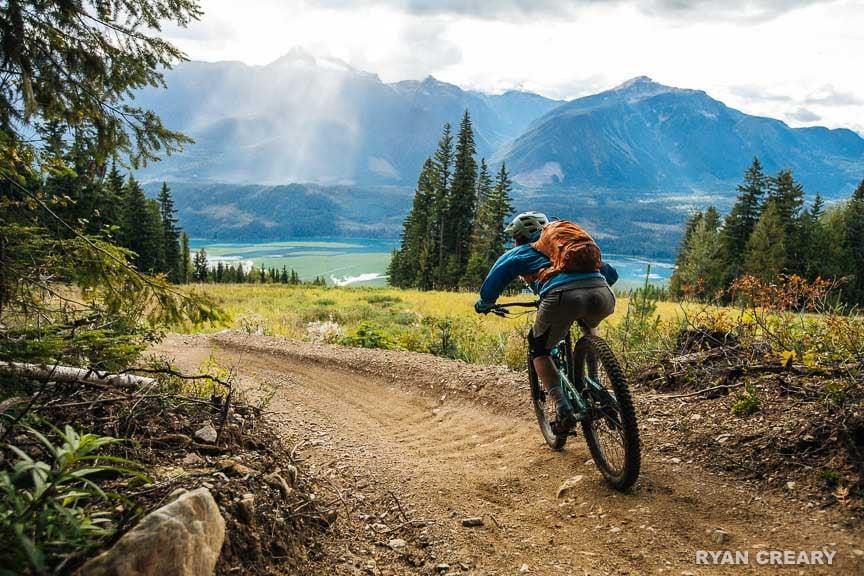 revelstoke bike park - lift assisted mountain biking at Revelstoke Mountain Resort