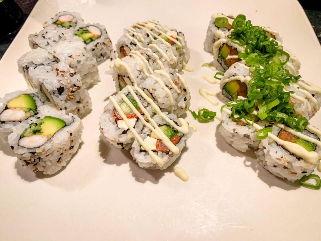 Kawakubo Revelstoke is a great sushi restaurant in Revelstoke for kids