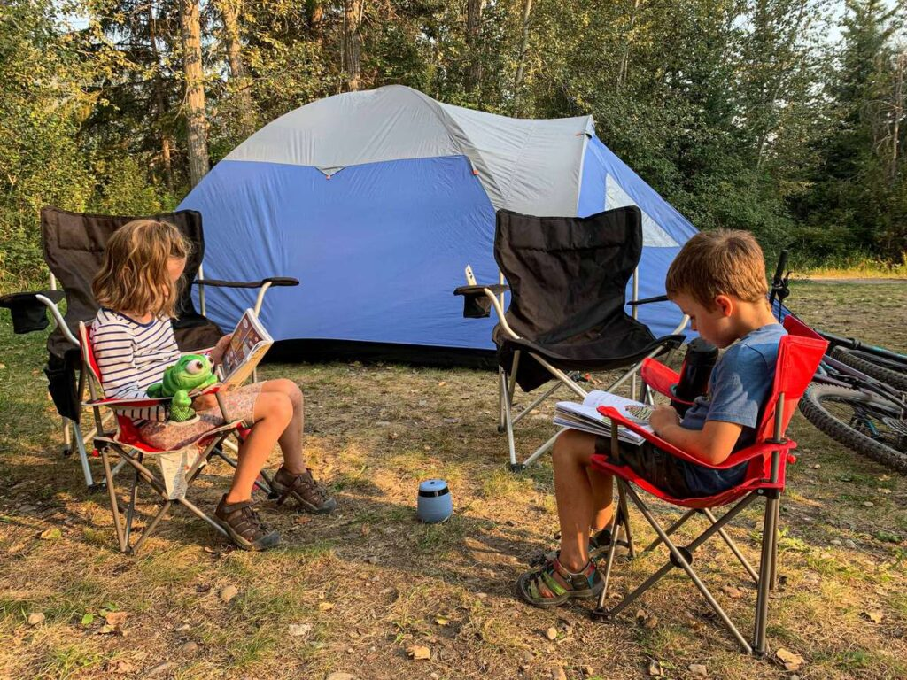 kid-friendly invermere bc campgrounds