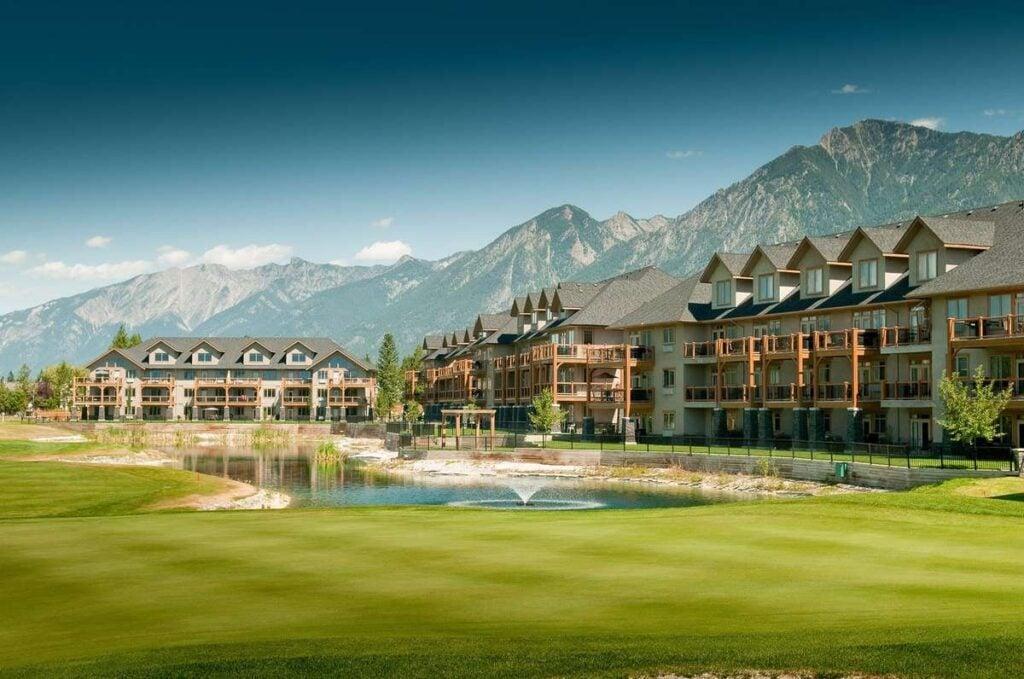 Kid-friendly hotels near Invermere, BC - Radium Hot Springs hotels